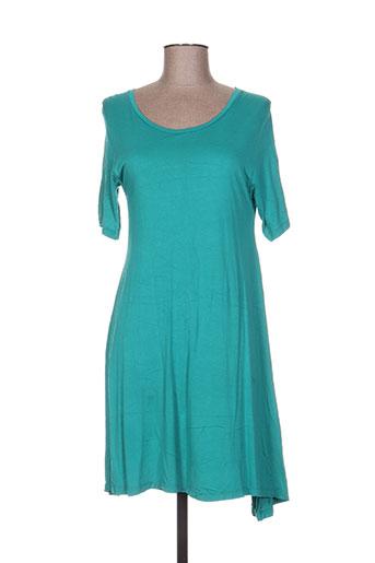 coquelicot robes femme de couleur vert