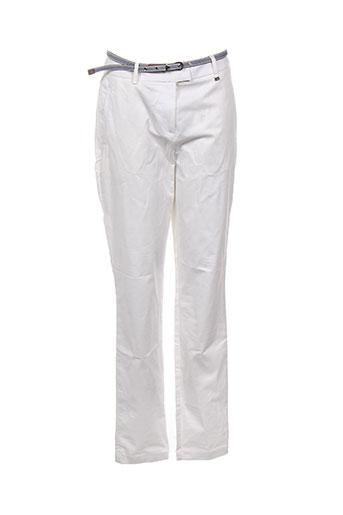 Pantalon chic beige ESPRIT pour femme