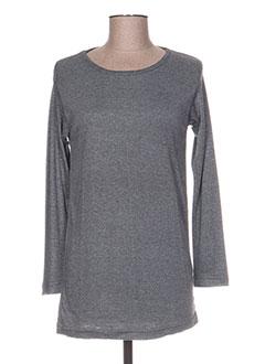 Produit-T-shirts-Femme-COTTON KRAFT