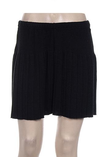 la fee maraboutee shorts / bermudas femme de couleur noir