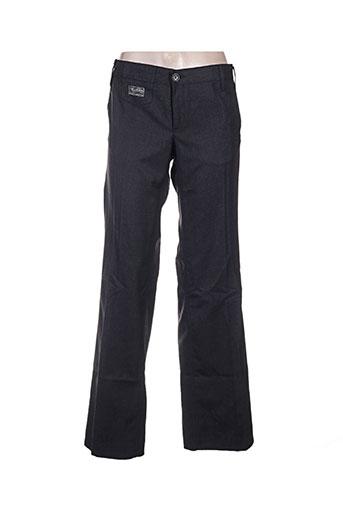 Pantalon chic gris HERRLICHER pour homme