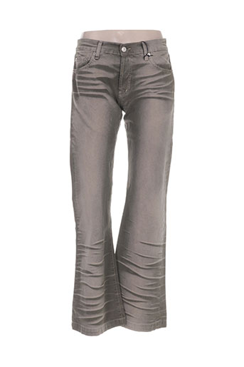 chipie jeans femme de couleur vert