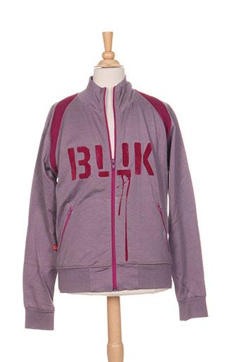 beyouk vestes femme de couleur violet