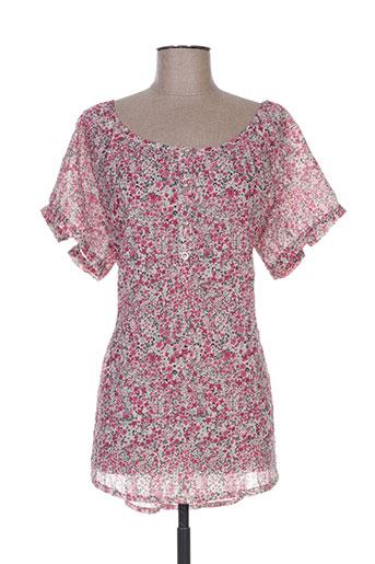 f.d joseph chemises femme de couleur rose
