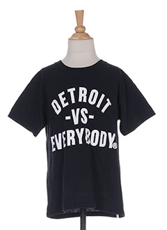 Produit-T-shirts-Garçon-DETROIT VS EVERYBODY
