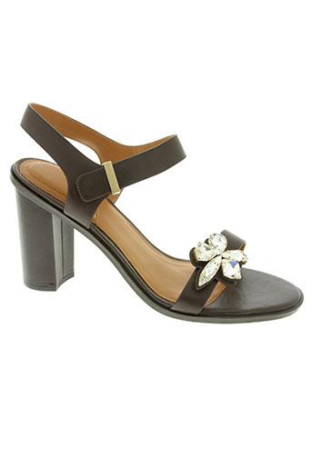 what for chaussures femme de couleur marron