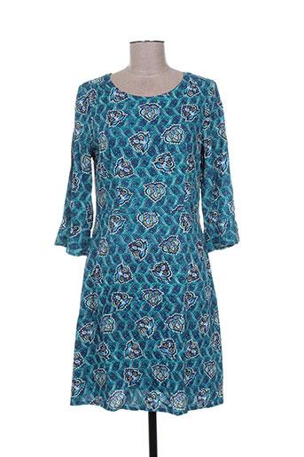 la fiancee du mekong robes femme de couleur bleu