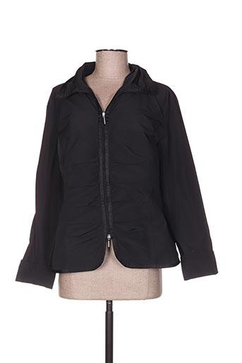 gerry weber manteaux femme de couleur noir