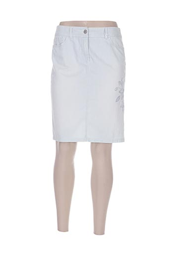 gerry weber jupes femme de couleur bleu