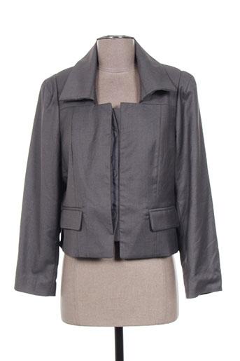 bohemia vestes femme de couleur gris