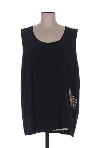 niederberger chemises femme de couleur noir