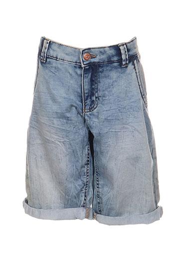 nukutavake shorts / bermudas garçon de couleur bleu