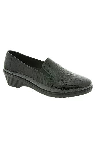 adour chaussures femme de couleur noir