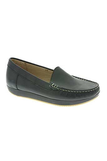 adour chaussures femme de couleur bleu