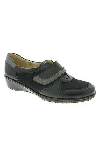 goldkrone chaussures femme de couleur bleu