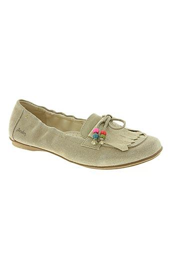 ramdam chaussures femme de couleur beige