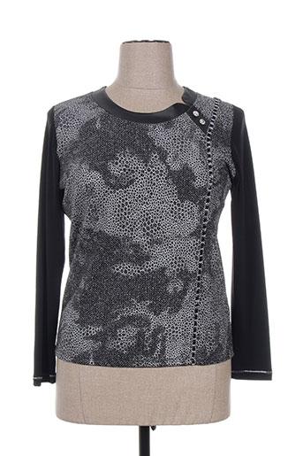 nayat chemises femme de couleur noir