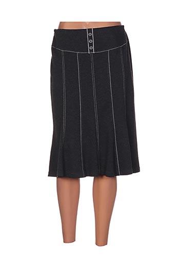 impulsion jupes femme de couleur gris