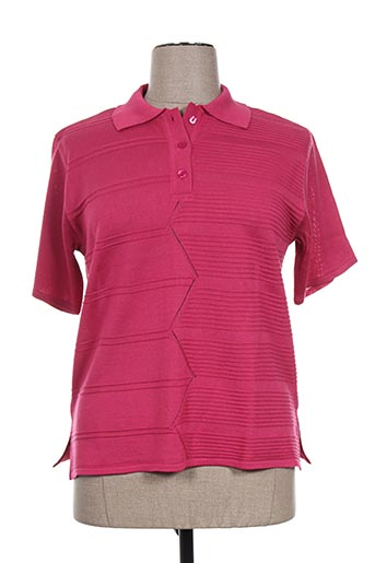 eleane pulls femme de couleur rose