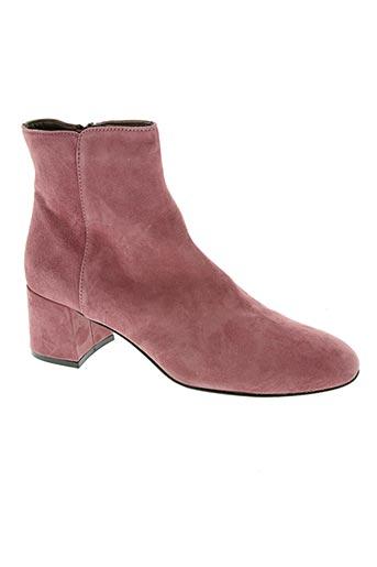 attilio giusti leombruni chaussures femme de couleur rose