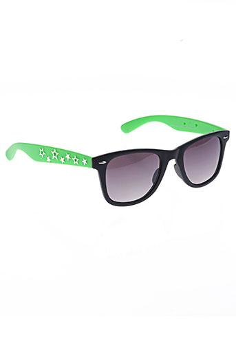 Lunettes de soleil vert ELEGANT pour femme