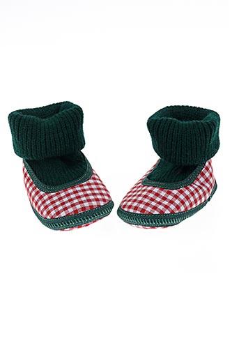 tartine et chocolat chaussures enfant de couleur vert