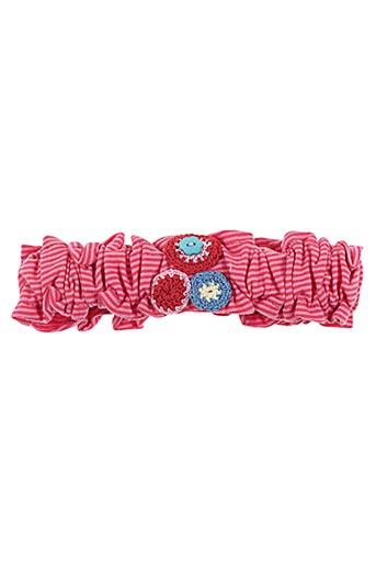 catimini accessoires fille de couleur rose