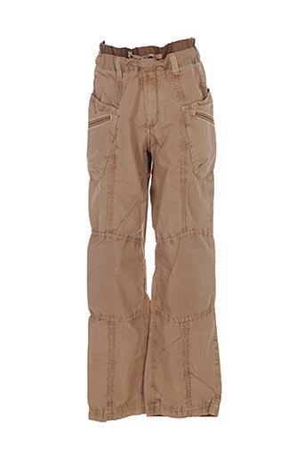Pantalon casual marron NAPAPIJRI pour garçon