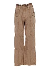 Pantalon casual marron NAPAPIJRI pour garçon seconde vue