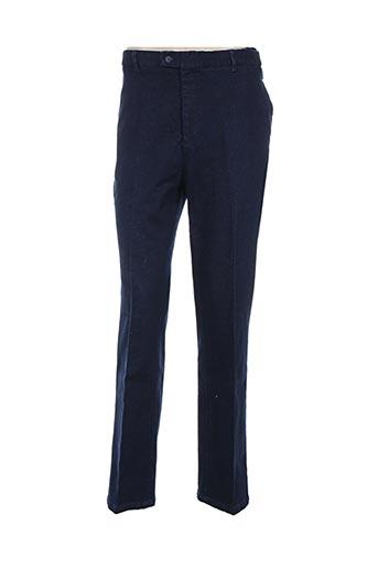 pierre d'arlanc jeans homme de couleur bleu