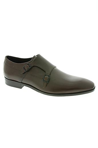 hugo boss chaussures femme de couleur marron