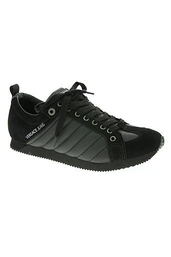 versace chaussures homme de couleur noir