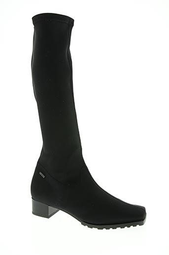 hogl chaussures femme de couleur noir