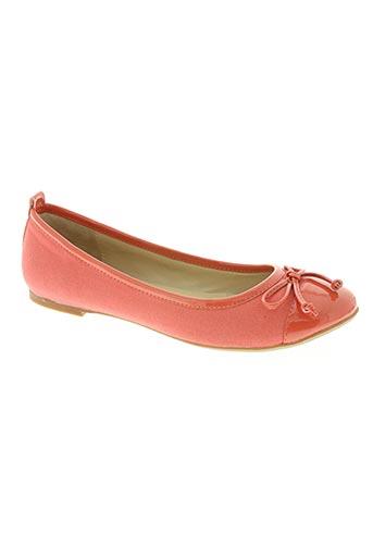 jb martin chaussures femme de couleur rose