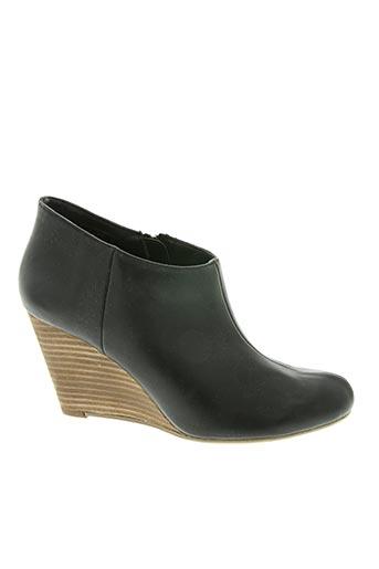 andre chaussures femme de couleur noir