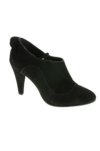 naf naf chaussures femme de couleur noir