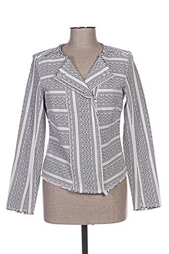 Veste chic / Blazer gris STREET ONE pour femme