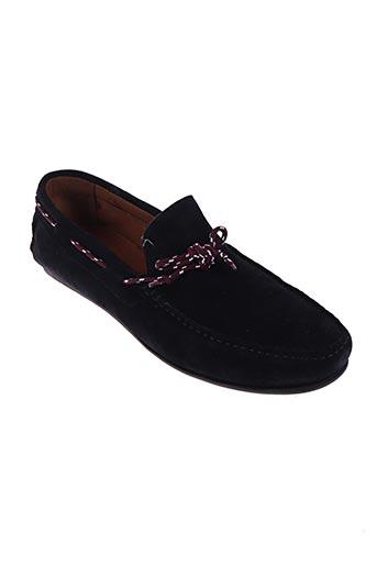 selected chaussures homme de couleur bleu