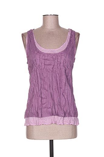 too katai chemises femme de couleur violet