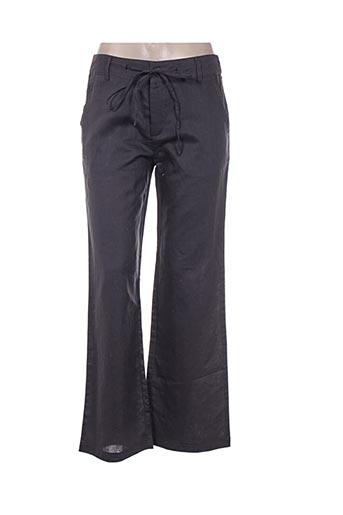 a.c.b by j.e creation pantalons femme de couleur gris