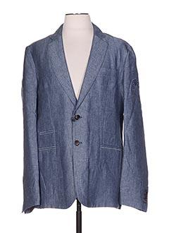 Veste casual bleu LA MARTINA pour homme