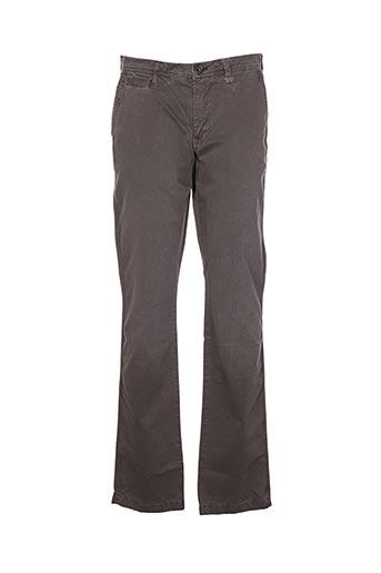 Pantalon casual gris LA MARTINA pour homme