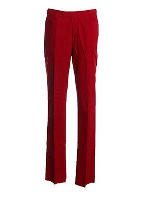 Pantalon chic rouge LA MARTINA pour homme