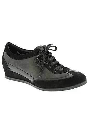mobils chaussures femme de couleur gris