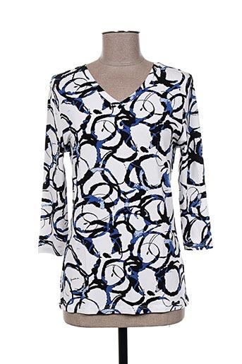 ananke chemises femme de couleur blanc