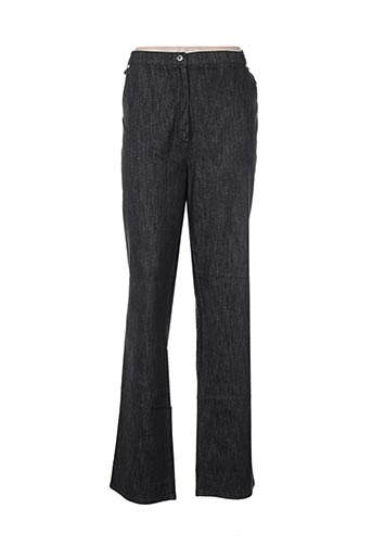 quattro jeans femme de couleur noir