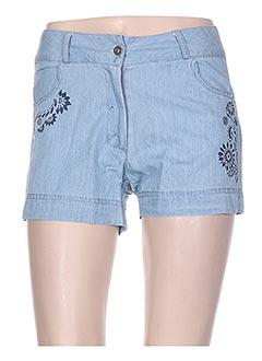 Produit-Shorts / Bermudas-Femme-COLINE