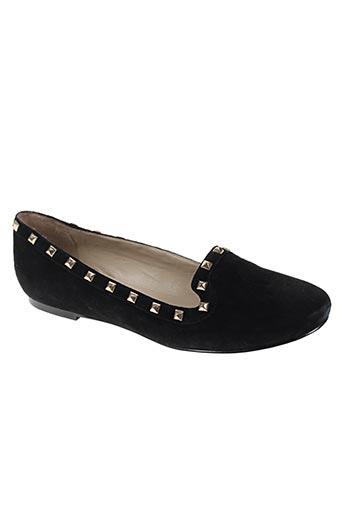 weekend maxmara chaussures femme de couleur noir