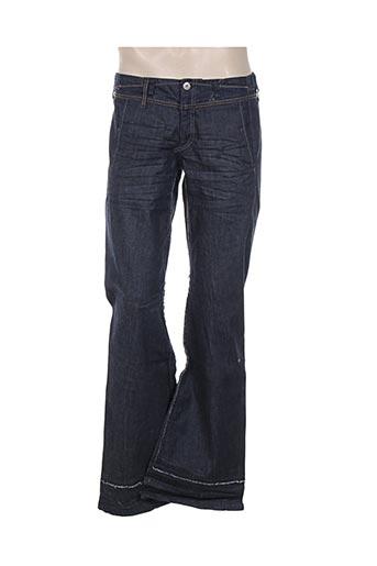 marithe EFFI_CHAR_1 francois girbaud jeans femme de couleur bleu