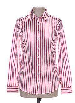 Chemises TOMMY HILFIGER Femme Pas Cher – Chemises TOMMY